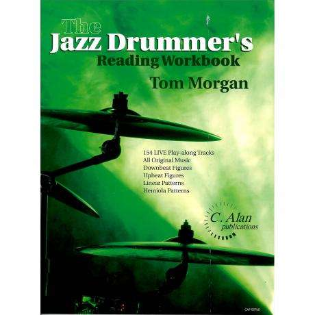 The Jazz Drummer's Reading Workbook by Tom Morgan