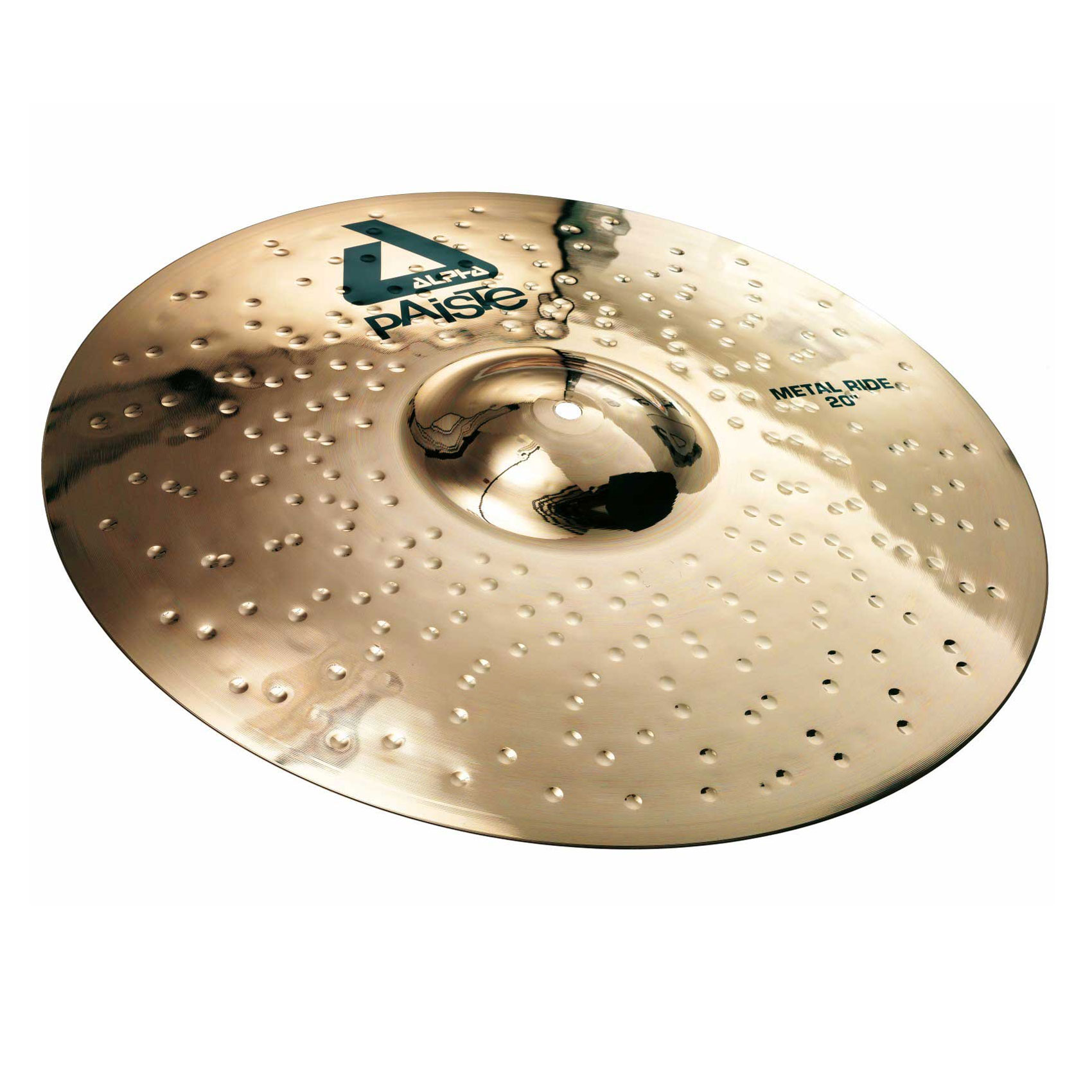 "Paiste 20"" Alpha Metal Ride Cymbal"