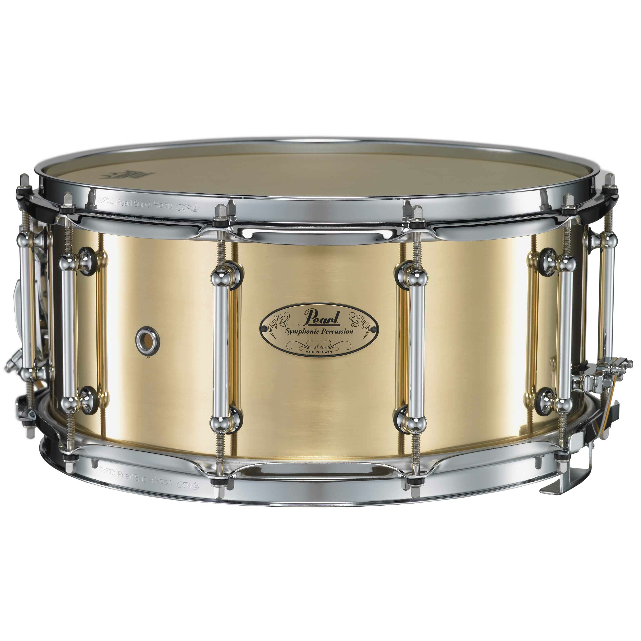 pearl 6 5 x 14 concert reference brass snare drum crb1465 lone star percussion. Black Bedroom Furniture Sets. Home Design Ideas