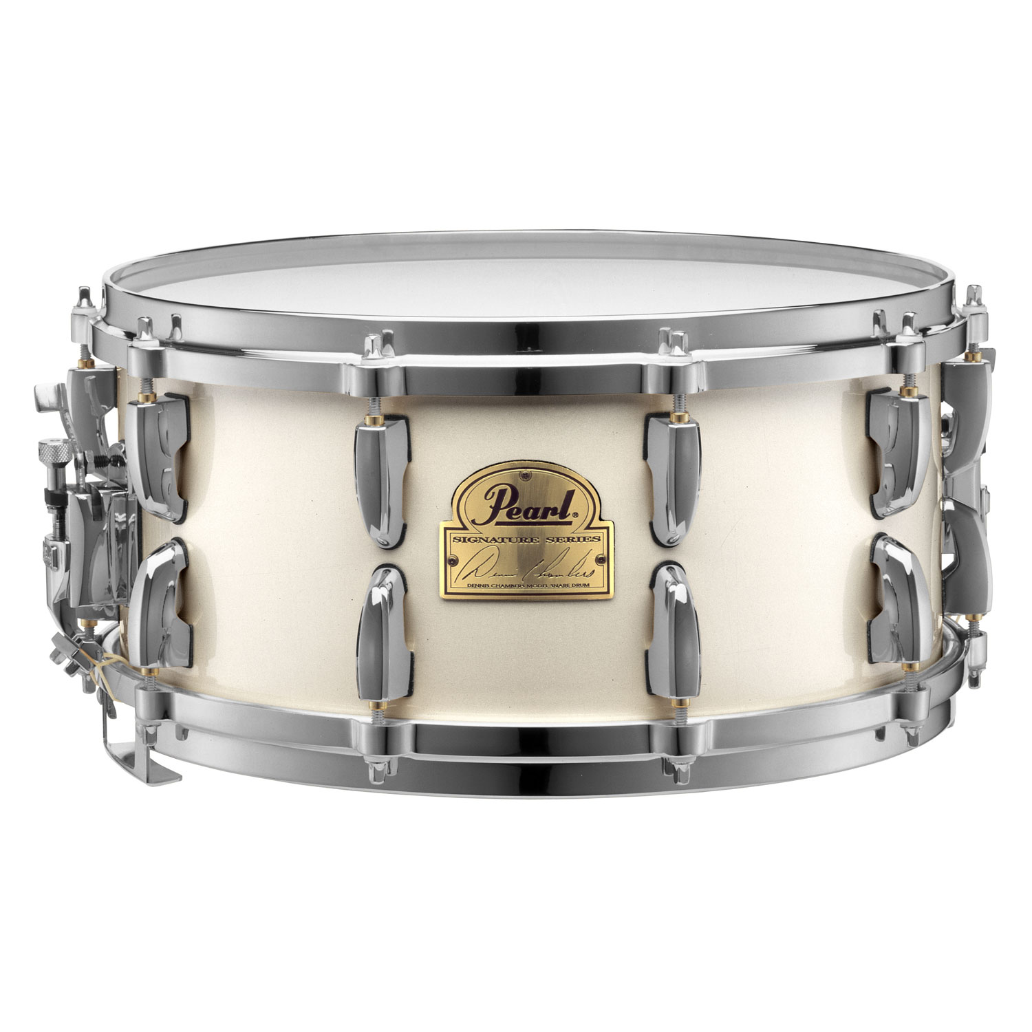 "Pearl 14"" x 6.5"" Dennis Chambers Signature Snare Drum"