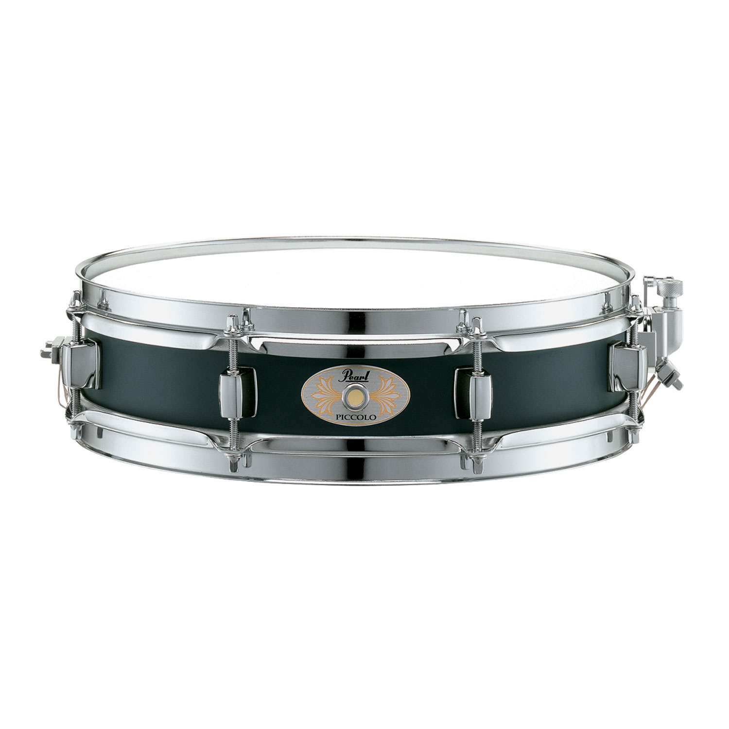 "Pearl 13"" x 3"" Steel Piccolo Snare Drum"
