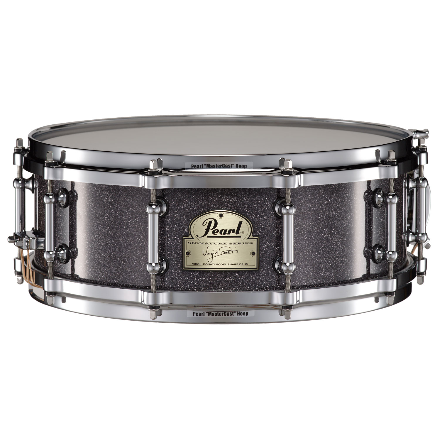 "Pearl 14"" x 5"" Virgil Donati Signature Maple/Birch Snare Drum"