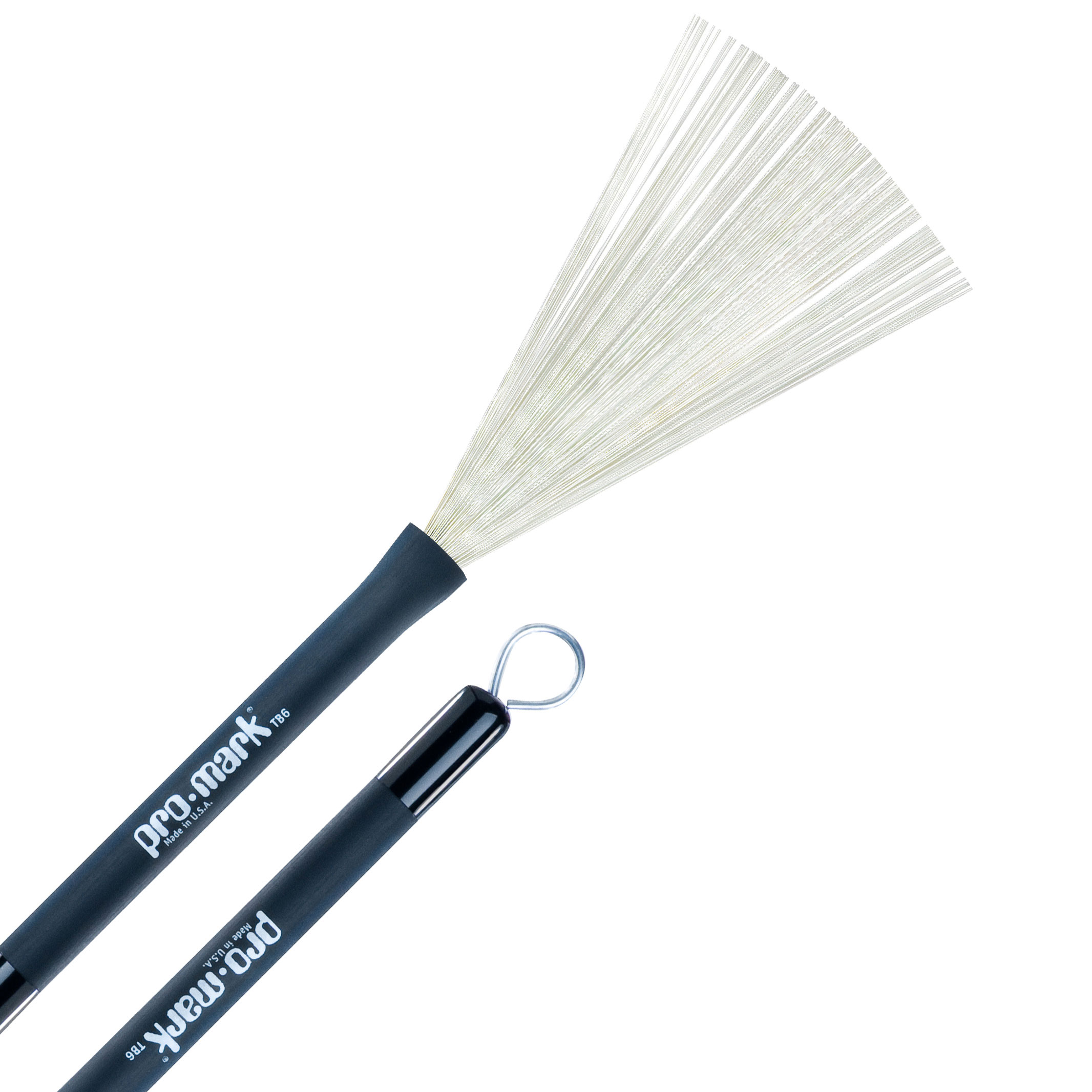 Promark Heavy Telescopic Wire Brushes
