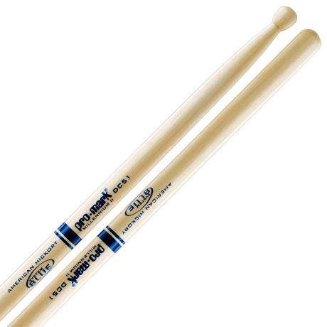 Promark DC51 System Blue Marching Snare Sticks