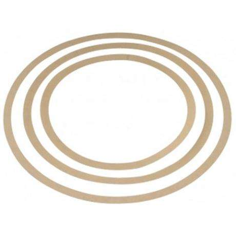 Remo Self-Adhesive O Ring Set