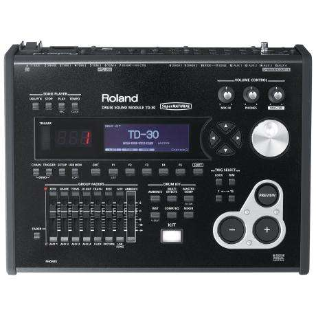 Roland V-Drums Sound Module