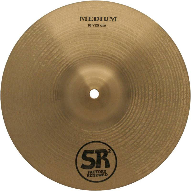 "Sabian 10"" SR2 Medium Cymbal"