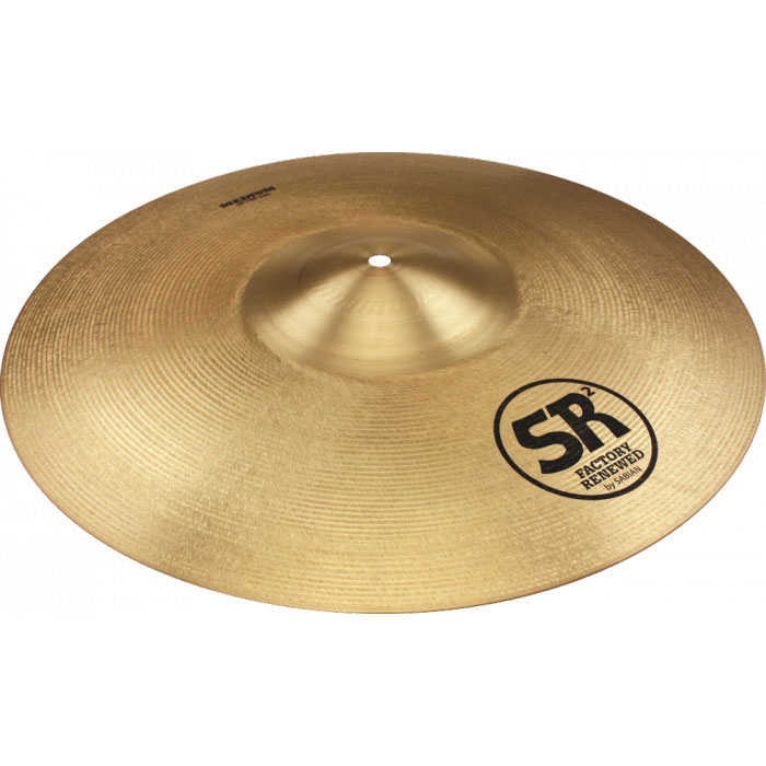 "Sabian 12"" SR2 Medium Cymbal"