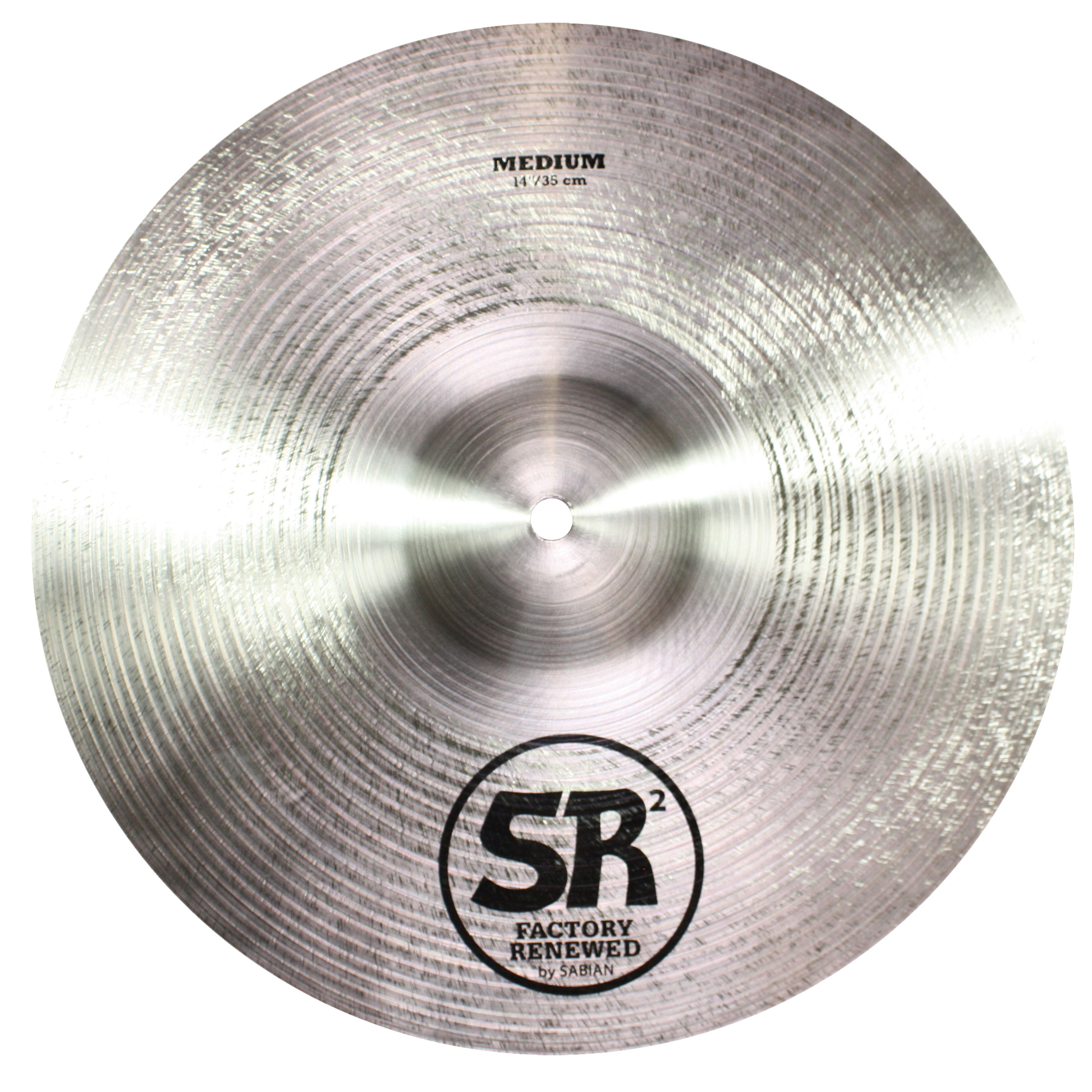"Sabian 14"" SR2 Medium Cymbal"
