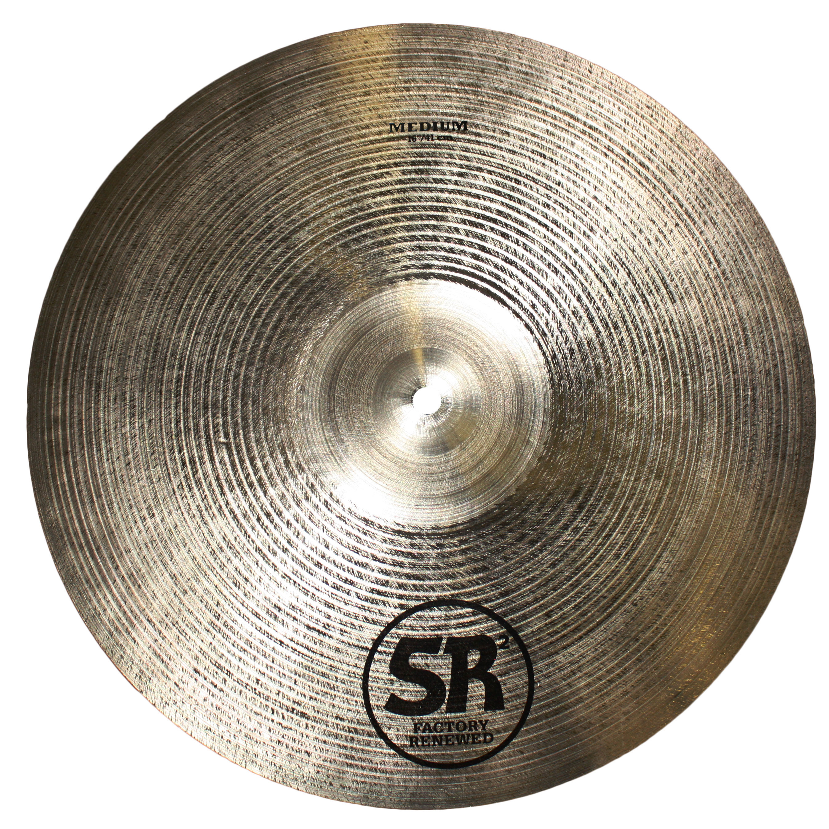 "Sabian 16"" SR2 Medium Cymbal"