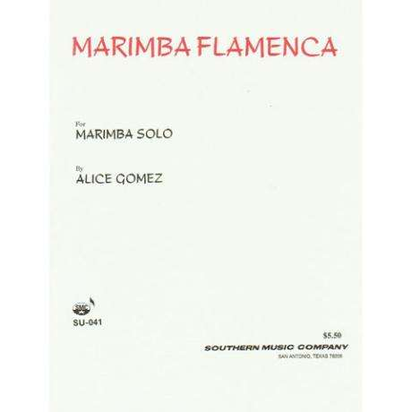 Marimba Flamenca by Alice Gomez