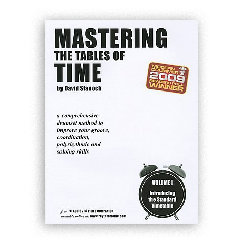 Mastering the Tables of Time - Volume 1 by David Stanoch