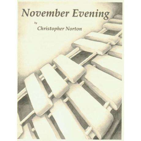 November Evening by Christopher Norton