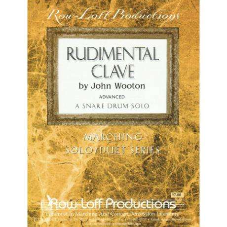 Rudimental Clave by John Wooton