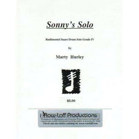 Sonny's Solo by Marty Hurley