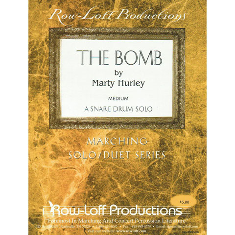 The Bomb by Marty Hurley