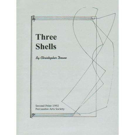 Three Shells by Christopher Deane