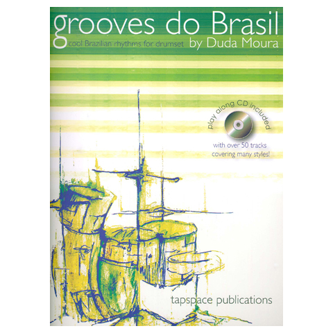 Grooves do Brasil by Duda Moura