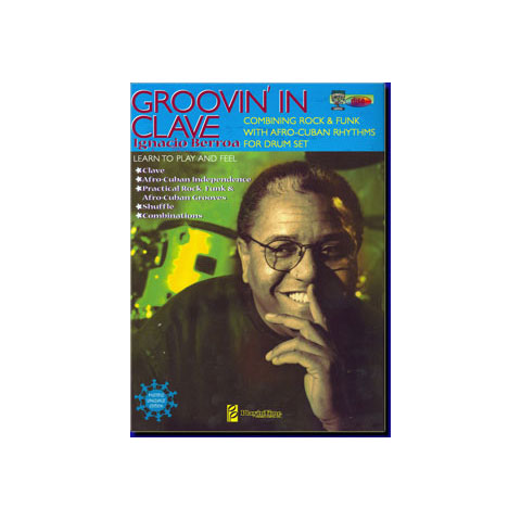 Groovin in Clave Book with CD by Ignacio Berroa