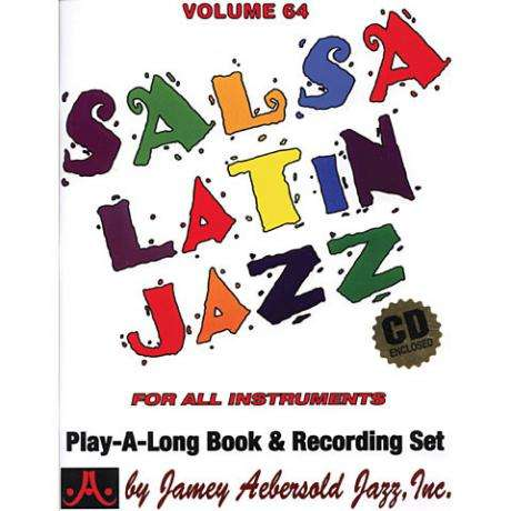 Salsa / Latin Jazz - Vol 64
