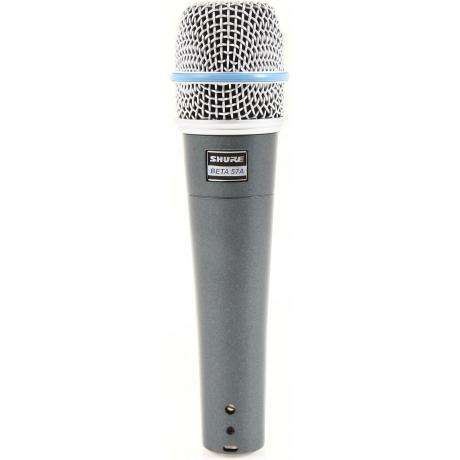 Shure BETA 57A Supercardioid Dynamic Instrument/Vocal Microphone
