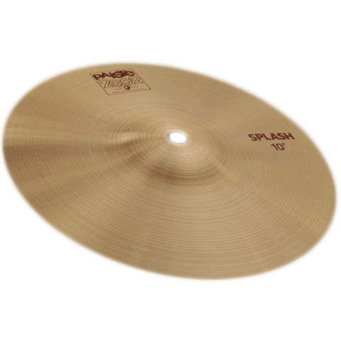 "Paiste 10"" 2002 Series Splash Cymbal"