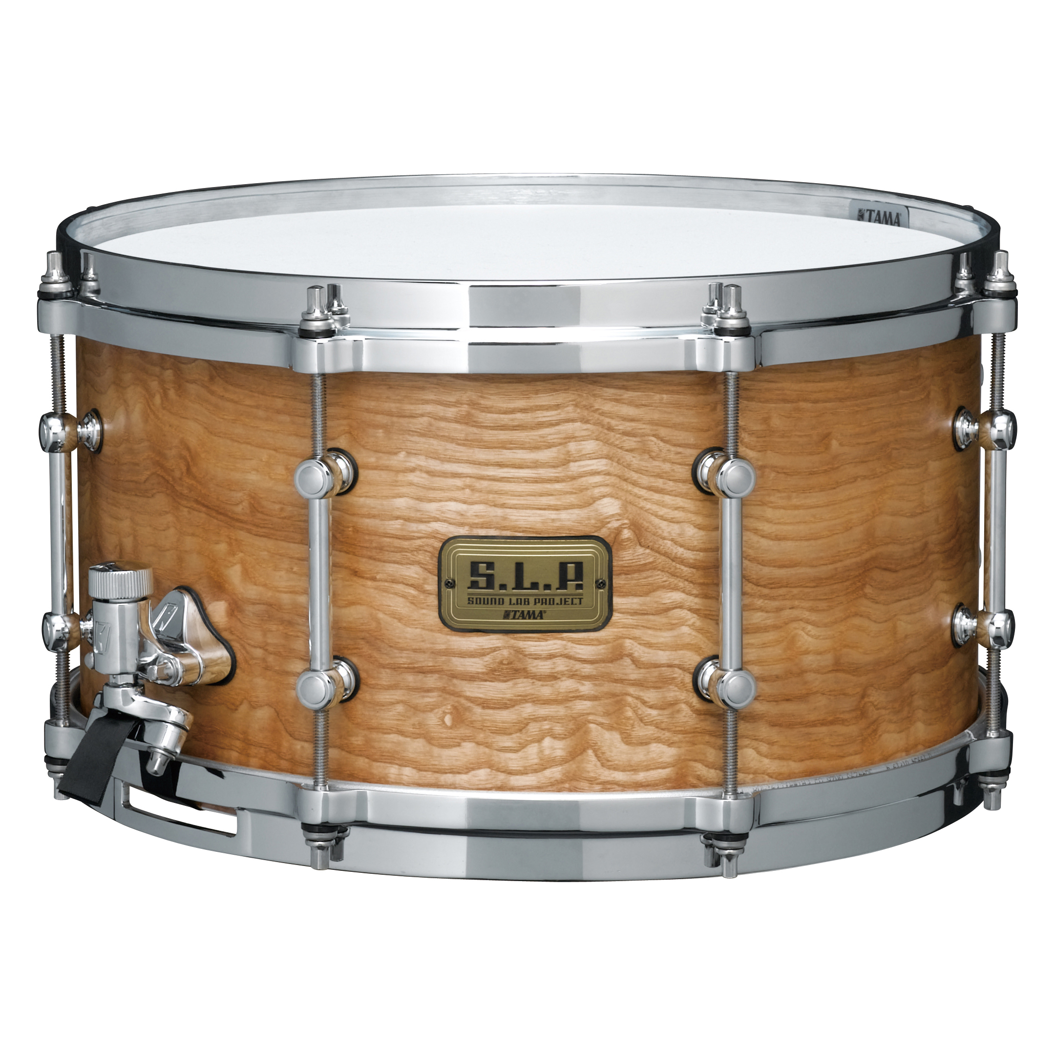 "Tama 7"" x 13"" SLP Series G-Maple Snare Drum"