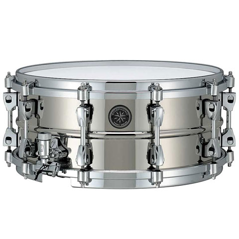 "Tama 6"" x 14"" Starphonic 1.2mm Brass Snare Drum"