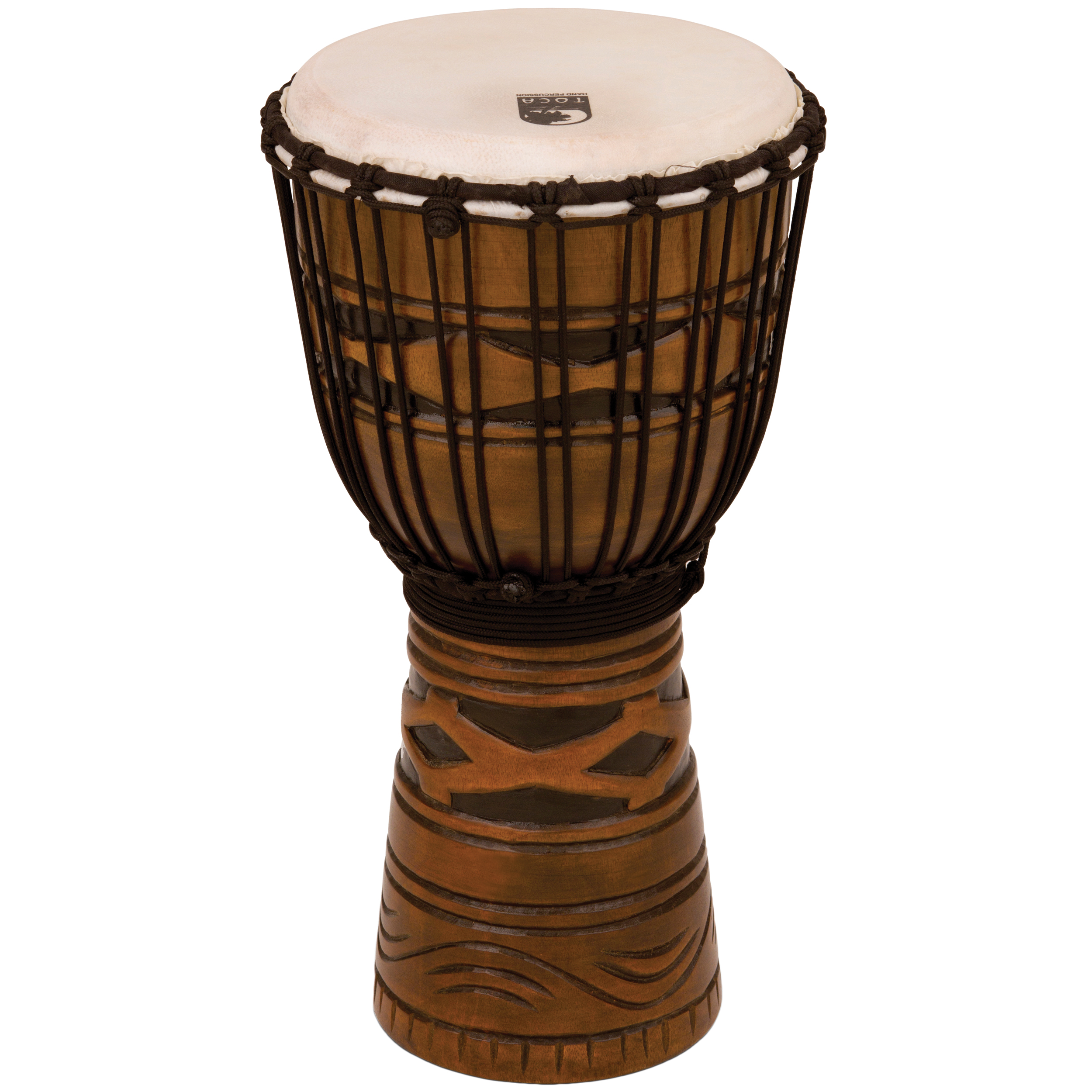 "Toca 10"" Origins Wood Djembe"