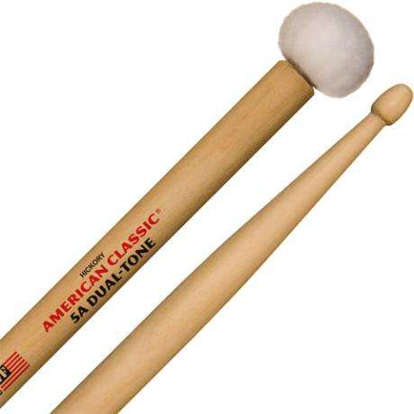 Vic Firth American Classic 5A Dual Tone Hybrid Drumstick/Mallets