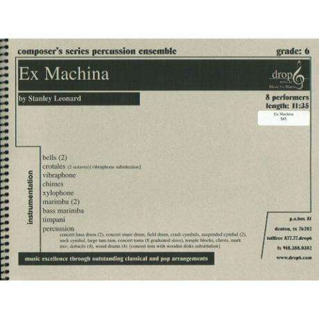Ex Machina by Stanley Leonard