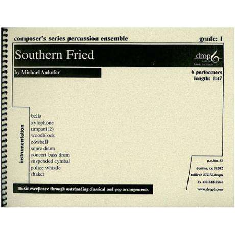 Southern Fried by Michael Aukofer