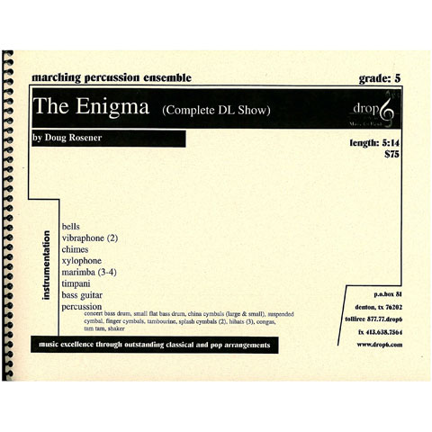 The Enigma by Doug Rosener