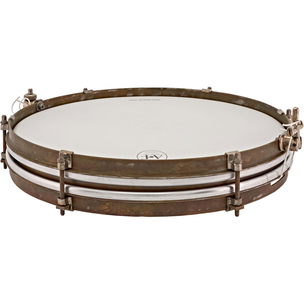 "A&F Drum Co. 1.5"" x 12"" Pancake Snare Drum"