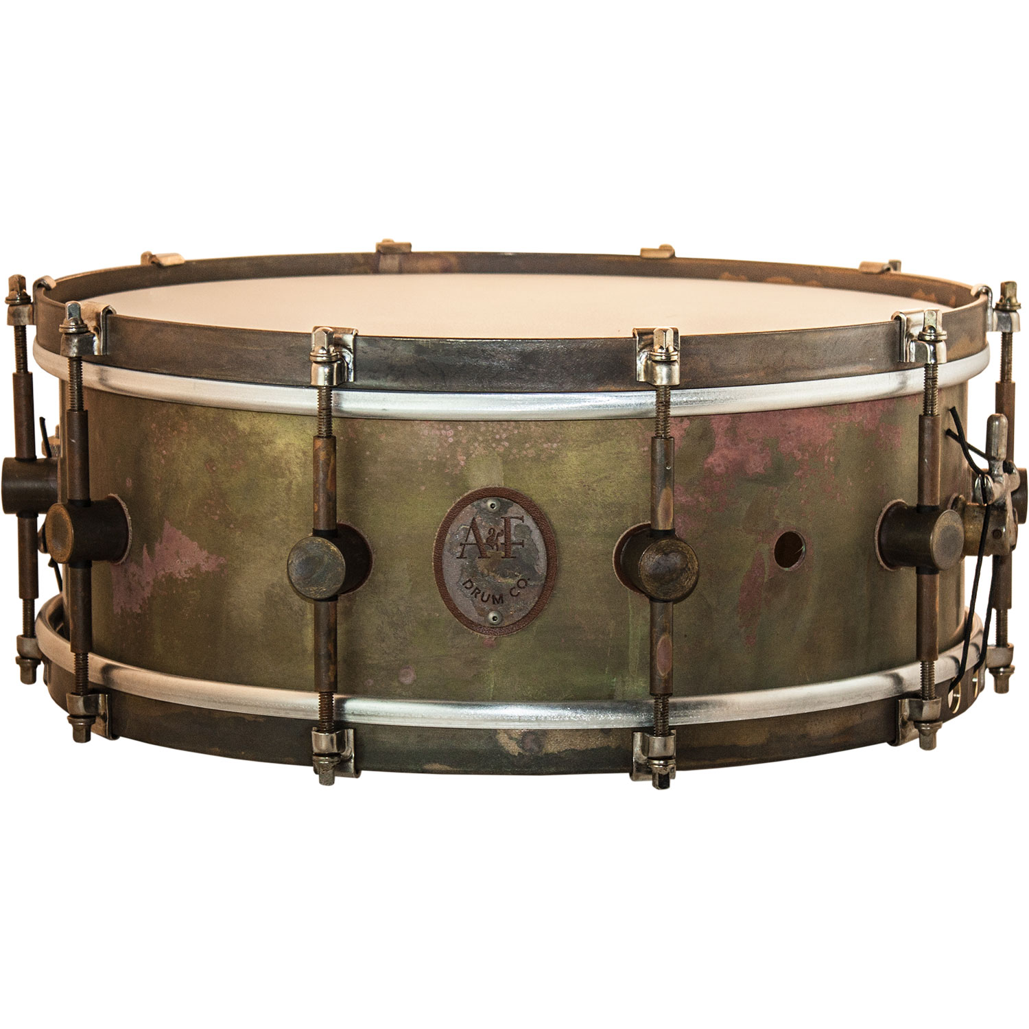"A&F Drum Co. 5.5"" x 14"" Standard Snare Drum"