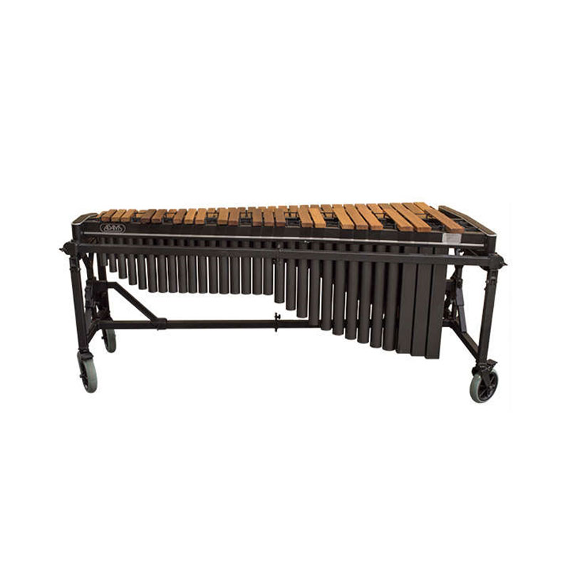 Adams 4.3 Octave Artist Series Rosewood Marimba on Endurance Field Frame with Black Leather Rails