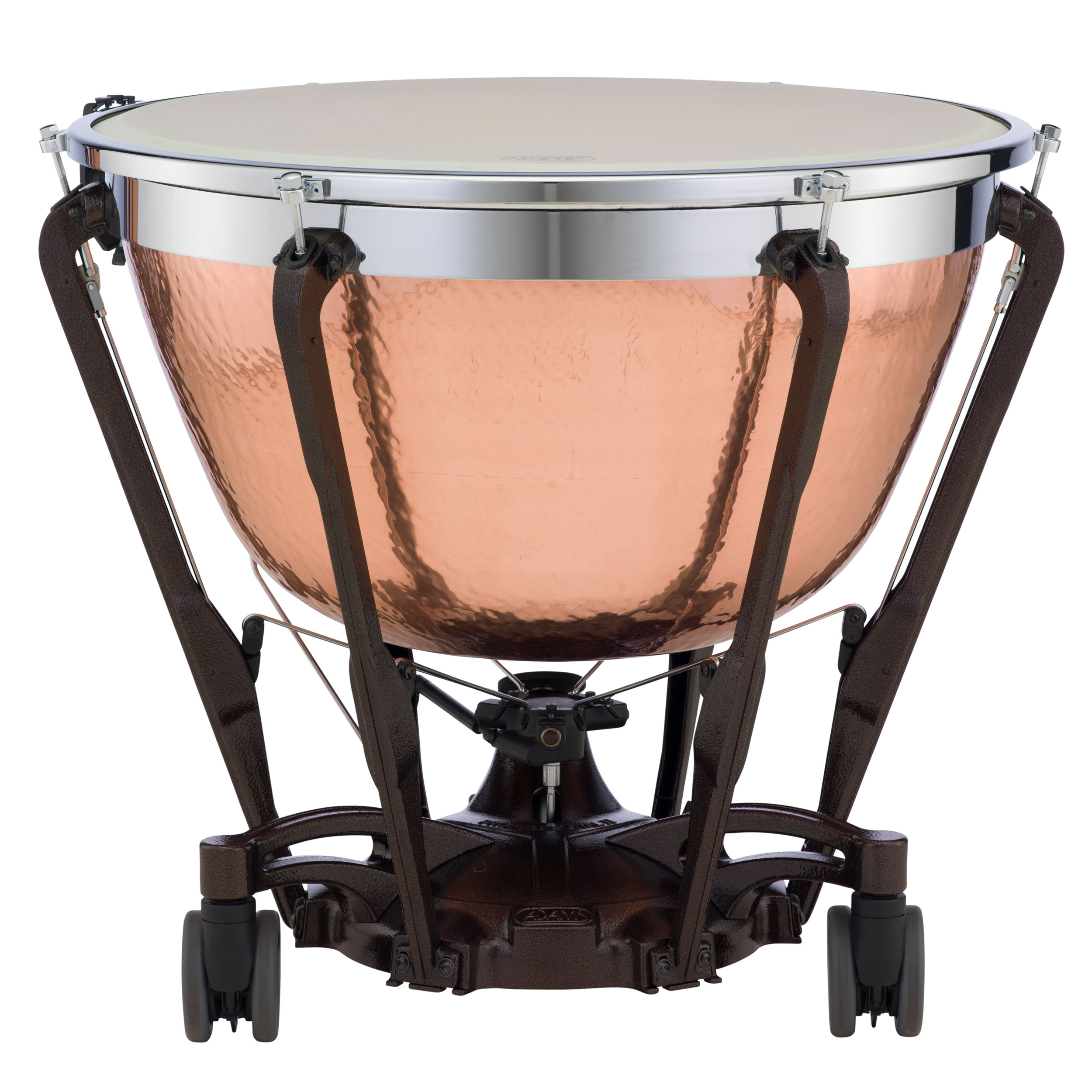 "Adams 32"" Professional Gen II Hammered Cambered Copper Timpani with Fine Tuner"