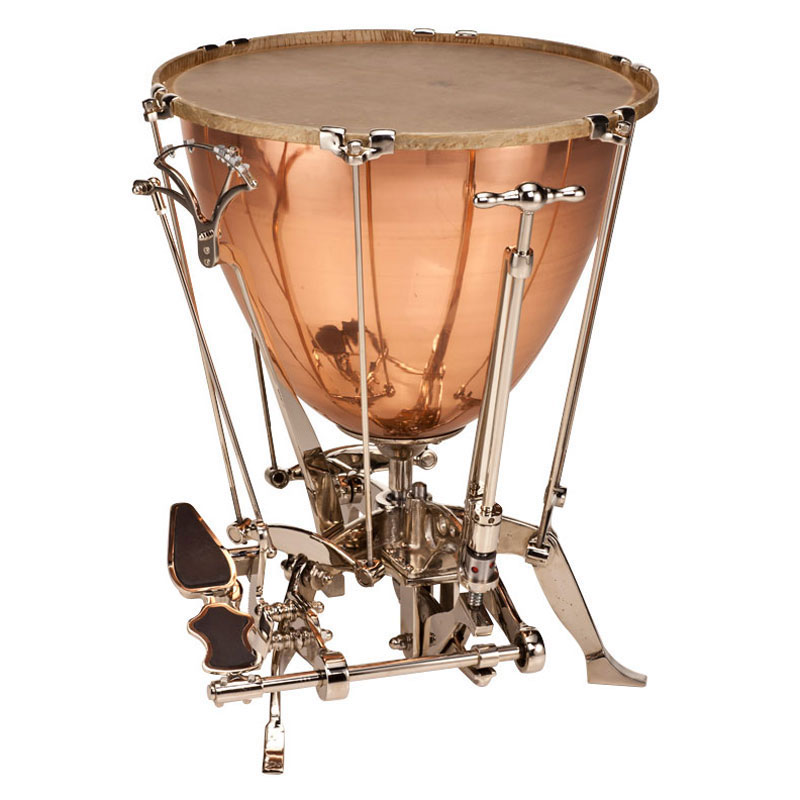 "Adams 25"" Schnellar Timpani with Dresden Pedal and Synthetic Head"