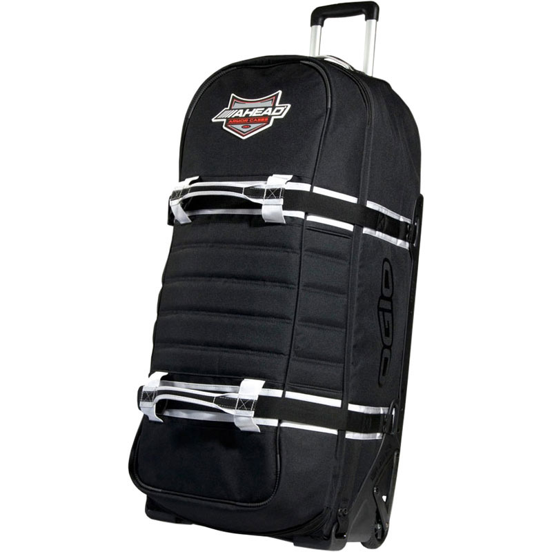 "Ahead Armor 28"" x 16"" x 14"" Ogio Hardware Case w/ Wheels & Pull-Out Handle"