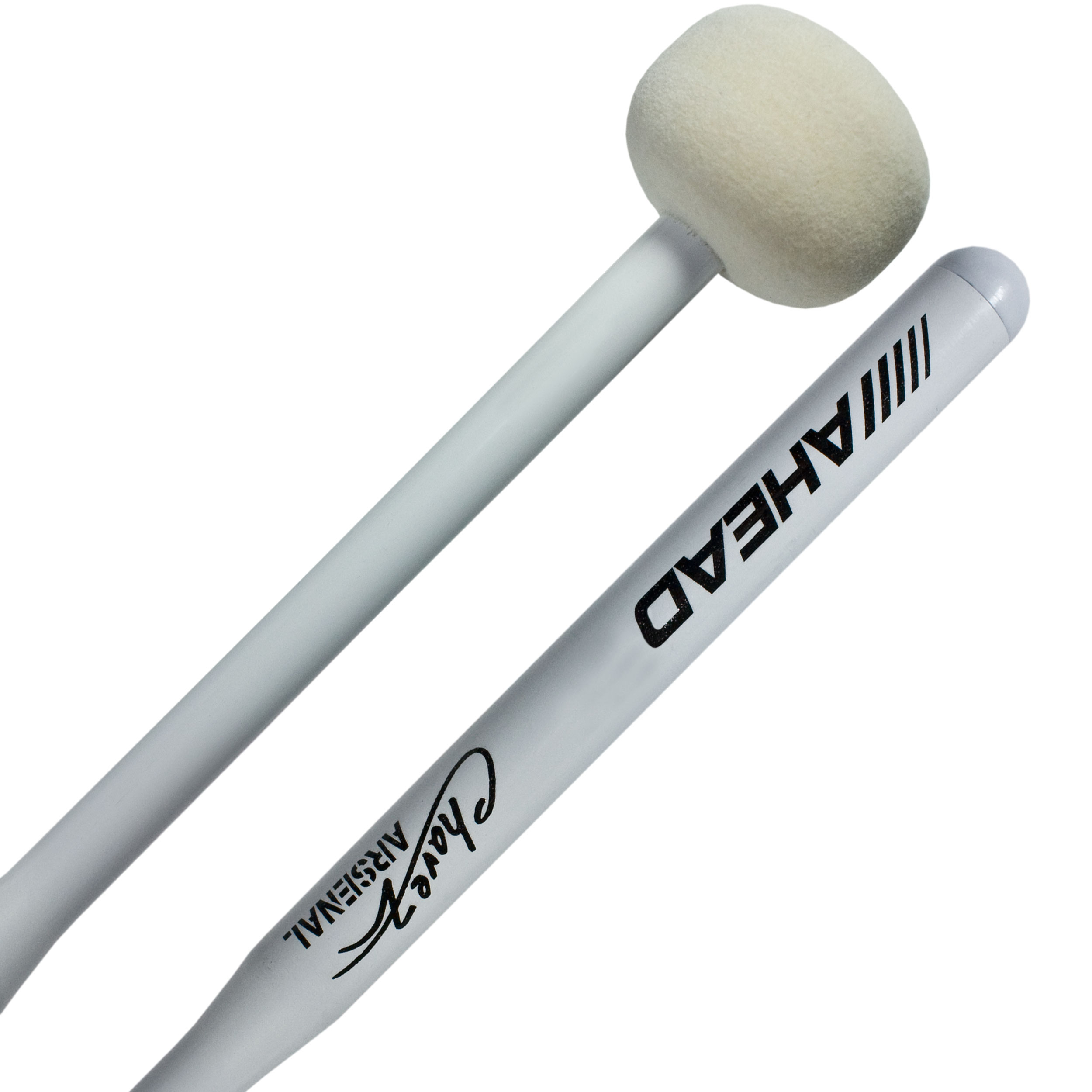 "Ahead ABM4 2"" Chavez Arsenal Marching Bass Mallets"