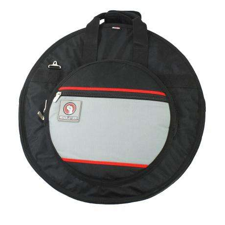 Ahead Armor Deluxe Heavy Duty Cymbal Bag