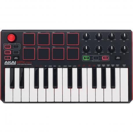 Akai Professional 25-Key MPK Mini MIDI Keyboard Controller