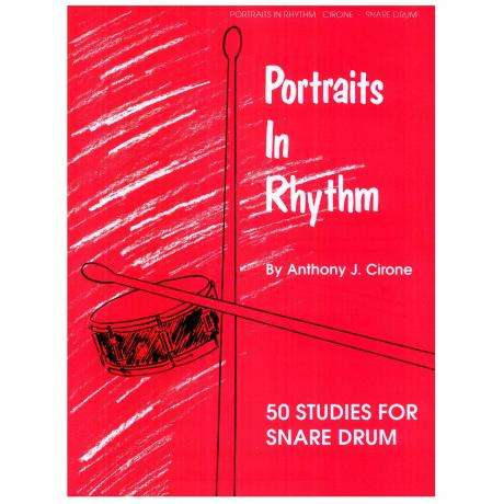 Portraits in Rhythm by Anthony Cirone