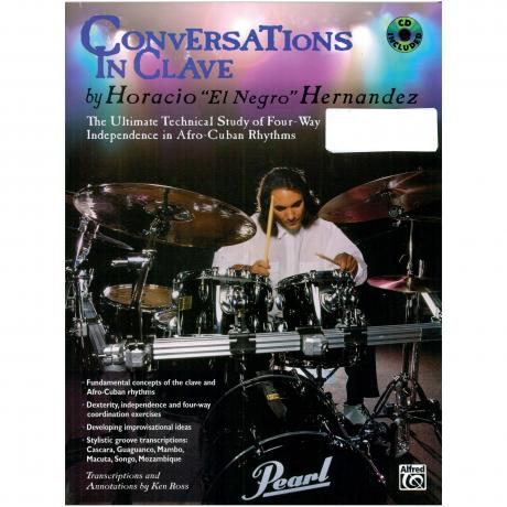 Conversations in Clave by Horacio 'El Negro' Hernandez