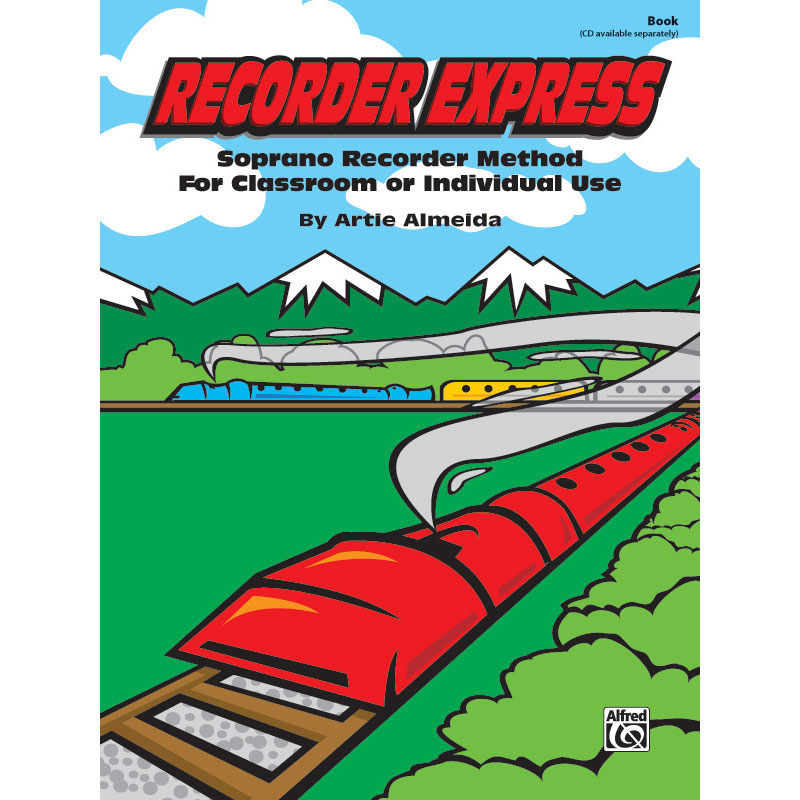 Recorder Express by Artie Almeida