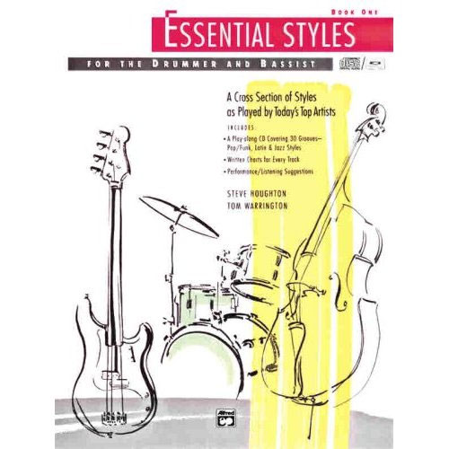 Essential Styles - Volume 1 by Steve Houghton
