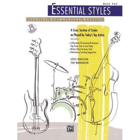 Essential Styles - Volume 2 by Steve Houghton