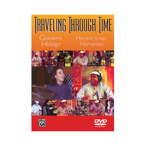 Travel Through Time DVD - Giovanni Hidalgo