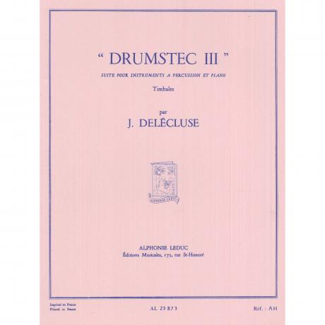 Drumstec III by Jacques Delecluse