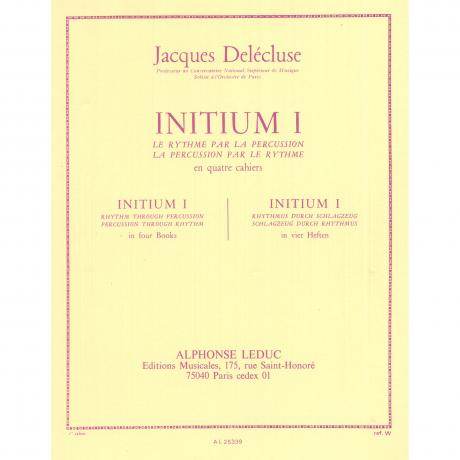 Initium I by Jacques Delecluse